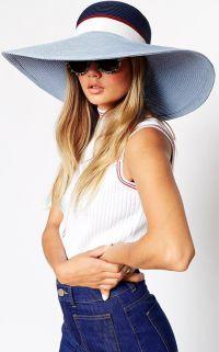 J'adopte un chapeau en paille