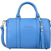 Sac bowling mademoiselle ana petit modèle - bleu - femme - lancaster - tailles disponibles: taille unique