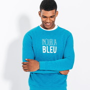 Sweat inoubliableu homme