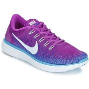 Chaussures femmes nike free run distance w violet