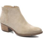 design intemporel 151d1 a6fff boots femme daim beige,bottines femme daim beige