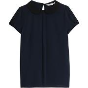 T-shirt emilio - bleu - femme - naf naf