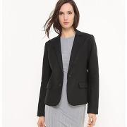 Soldes ! veste blazer, lin - feminin - noir - r essentiel