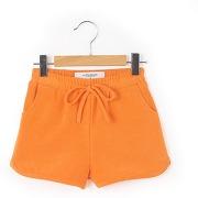 Soldes ! short en éponge 2-12 ans - feminin - orange - abcd'r