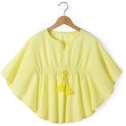 Soldes ! tunique de plage 3-12 ans - feminin - jaune - abcd'r