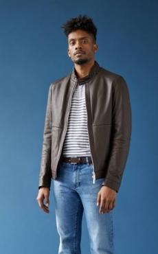Choisir sa veste de mi-saison (Hugo Boss)