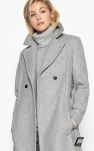 Must-have : le manteau gris !