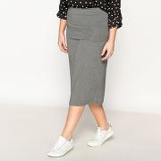 Soldes ! jupe longue - feminin - gris - castaluna
