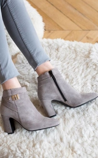 Bottines pointues (Eram)