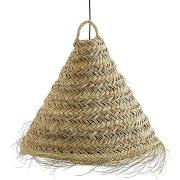 Suspension feuille de palmier wesoko naturel
