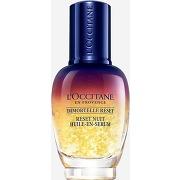 Huile en sérum - immortelle reset multicolore l'occitane en provence beauté