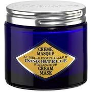 Crème masque immortelle multicolore l'occitane en provence beauté