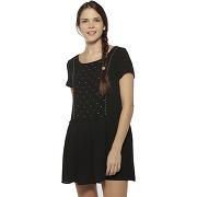 La p'tite etoile robe femme - ariana - black