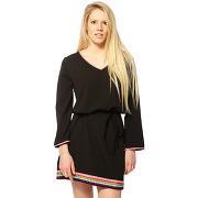 La p'tite etoile robe femme - auxo_noir