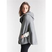 Cape femme drap de laine