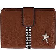 Porte-monnaie tout en un - marron - femme - mugler - tailles disponibles: taille unique