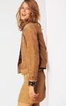 La veste camel, star de la rentrée !