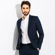 Veste de costume extra slim homme
