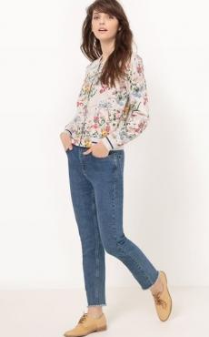 Comment porter la vestes à fleurs ?