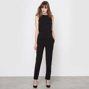 Soldes ! combinaison-pantalon - feminin - noir - mademoiselle r