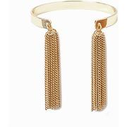 Soldes ! bracelet, pompons métal - la redoute collections