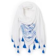 Soldes ! foulard brodé - la redoute collections