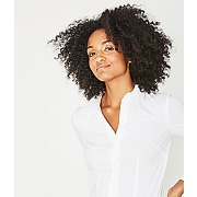 Chemise d'homme femme blanc - promod