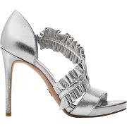 Sandales bella gris michael michael kors femme