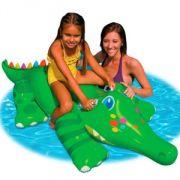 Crocodile gonflable - jeux de sable
