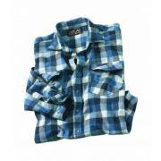 Chemise flanelle carreautée