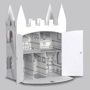 Villa carton le nouveau it des enfants pureshopping for Maison en carton a colorier