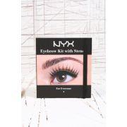 Nyx - kit sourcils