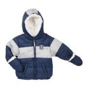 Manteau doté de moufles - manteaux - bébé - absorba