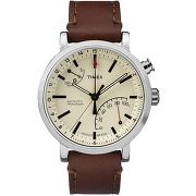 Timex® metropolitan + homme / marron - balibaris