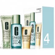 Kit d'initiation type de peau 4 clinique
