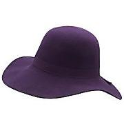 Femme wool felt hat