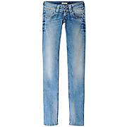 Jeans droit vénus ajusté- jeans droits - femme - pepe jeans