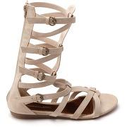 Sandales spartiates entredoigts multibrides femme - 3 suisses collection