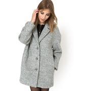 9 manteaux pour affronter le froid polaire pureshopping - Manteau coupe masculine pour femme ...