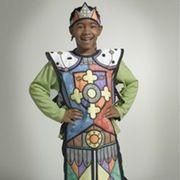 Déguisement roi 3 à 8 ans
