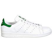 Baskets femme stan stmith adidas blanc vert
