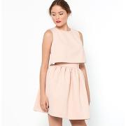 Robe rose - mademoiselle r