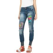 Jeans africa arrow rep bleu - desigual