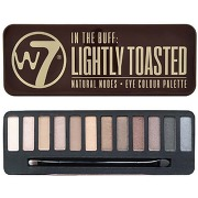 W7 lightly toasted, w7 cosmetics, femme