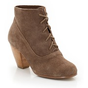 Boots à lacets cuirchaussures femme - taillissime - coloris : beige taupe - taille : 45,41,40,39,42,43,44,38.