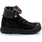 Soldes ! boots baggy fl k - feminin - noir - palladium