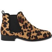 Soldes ! boots cuir - feminin - autres - cosmoparis