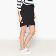 Soldes ! jupe courte de grossesse - feminin - noir - la redoute collections
