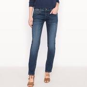Jean charlie coupe droite taille standard bleu stone-bleu-w24/l32-femme > vêtements > jean > jean droit