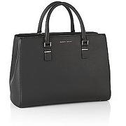 Cabas en cuir imprimé : « luxury staple t. m-c »